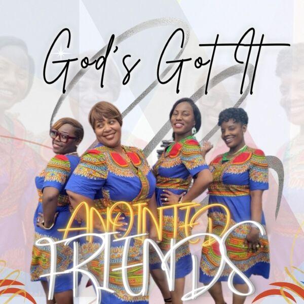 Cover art for God's Got It