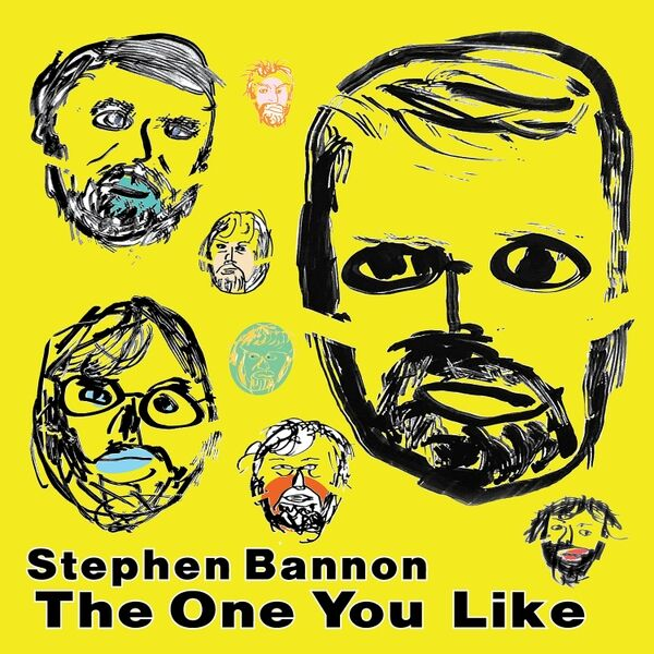 Cover art for The One You Like