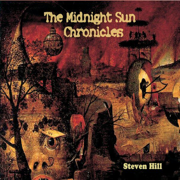 Cover art for The Midnight Sun Chronicles