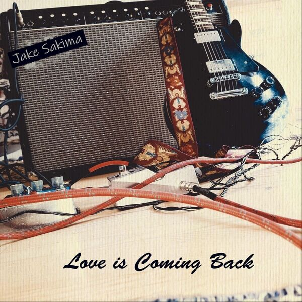Cover art for Love Is Coming Back