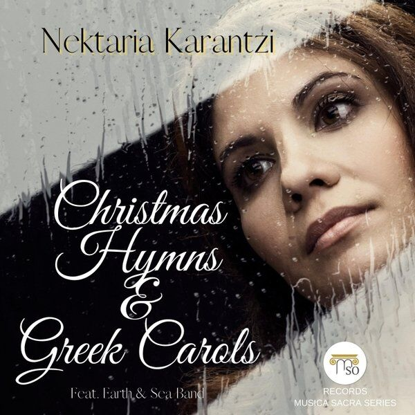 Cover art for Christmas Hymns & Greek Carols