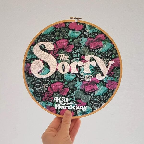 Cover art for The Sorry EP