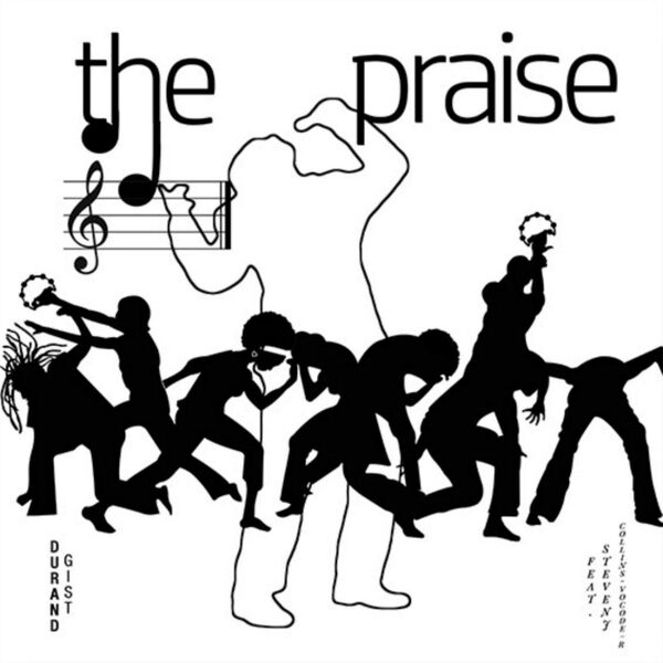 Cover art for The Praise