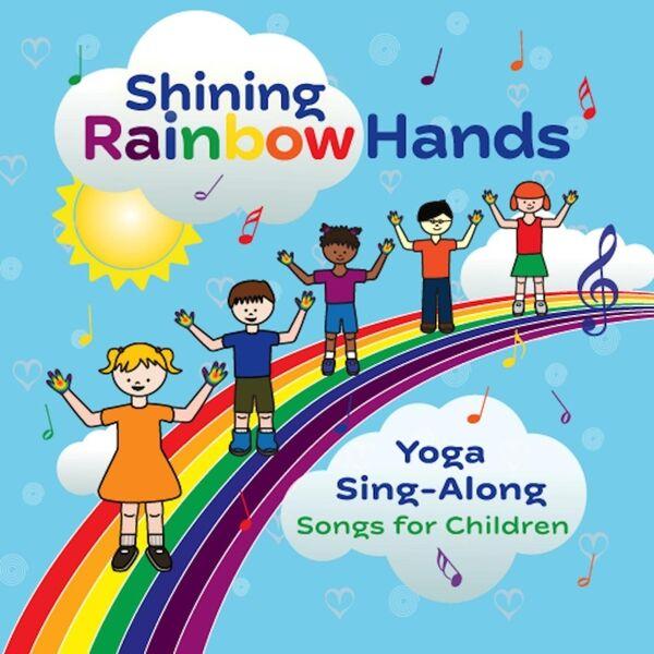 Cover art for Yoga Sing-Along Songs for Children