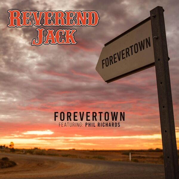 Cover art for Forevertown