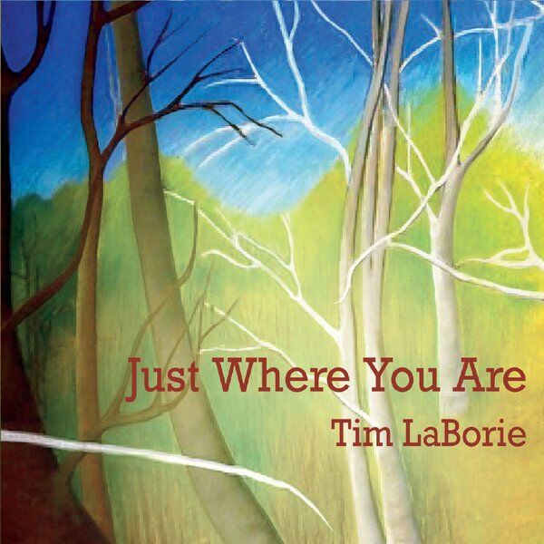 Cover art for Just Where You Are