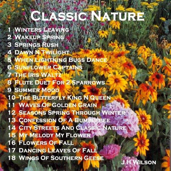 Cover art for Classic Nature