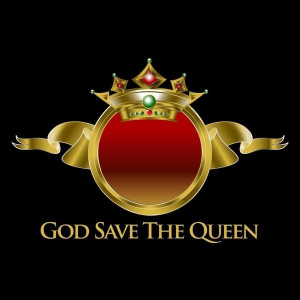 Cover art for God Save the Queen