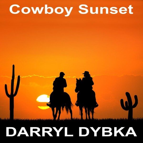 Cover art for Cowboy Sunset