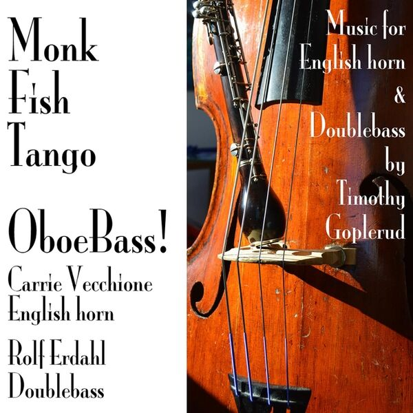 Cover art for Monk Fish Tango