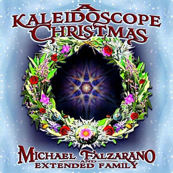 Cover art for A Kaleidoscope Christmas