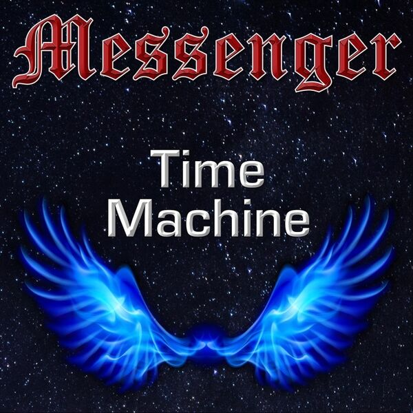 Cover art for Time Machine