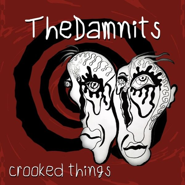 Cover art for Crooked Things