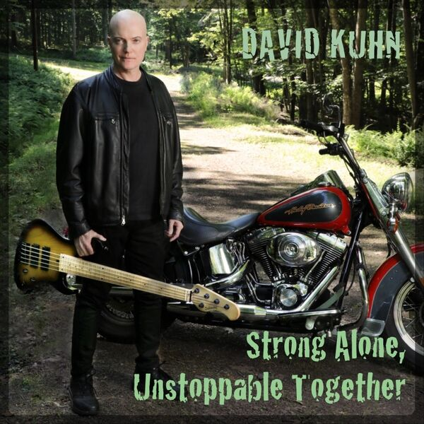 Cover art for Strong Alone, Unstoppable Together