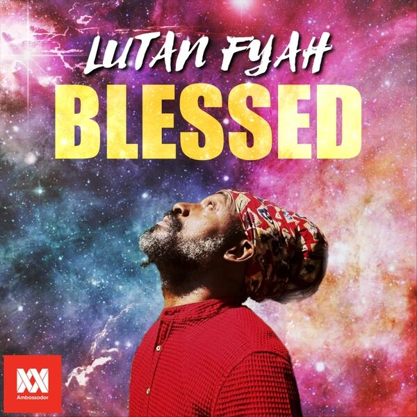 Cover art for Blessed