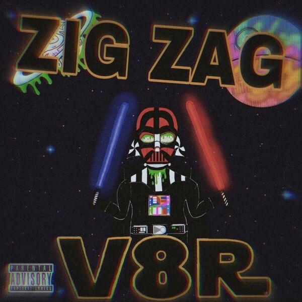 Cover art for V8r