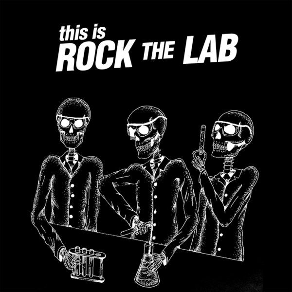 Cover art for This Is Rock the Lab