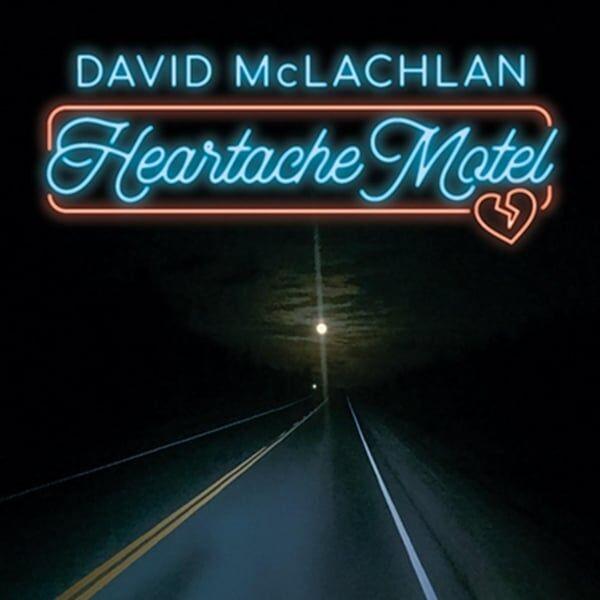Cover art for Heartache Motel