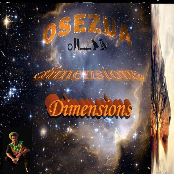 Cover art for Osezua Dimensions