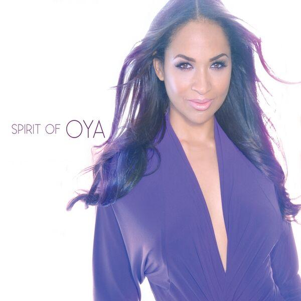 Cover art for Spirit of Oya