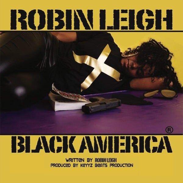 Cover art for Black America