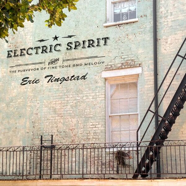 Cover art for Electric Spirit