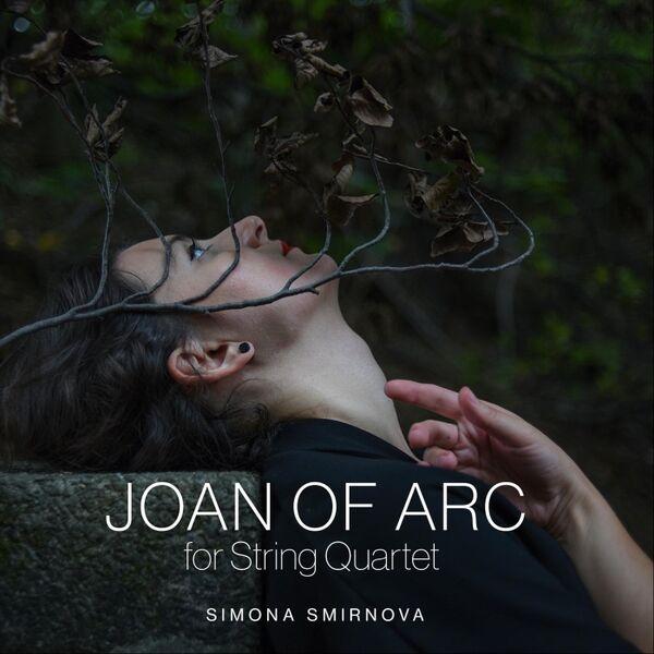 Cover art for Joan of Arc, for String Quartet