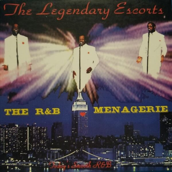 Cover art for The R&b Menagerie