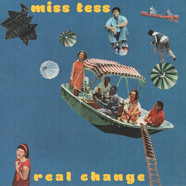 Cover art for Real Change
