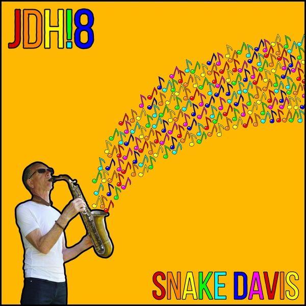 Cover art for Jdh!8