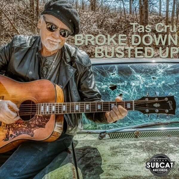 Cover art for Broke Down Busted Up