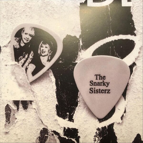 Cover art for Snarky Sisterz
