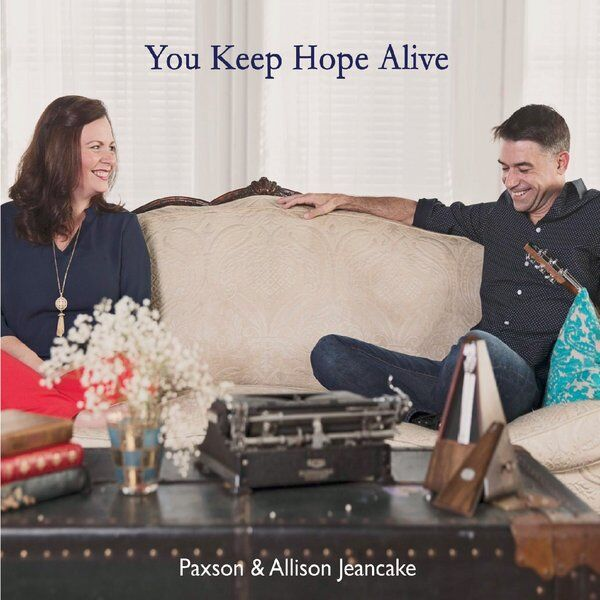 Cover art for You Keep Hope Alive