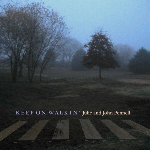 Cover art for Keep On Walkin'