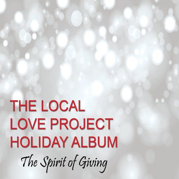 Cover art for Local Love Holiday Album