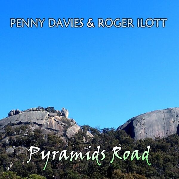 Cover art for Pyramids Road
