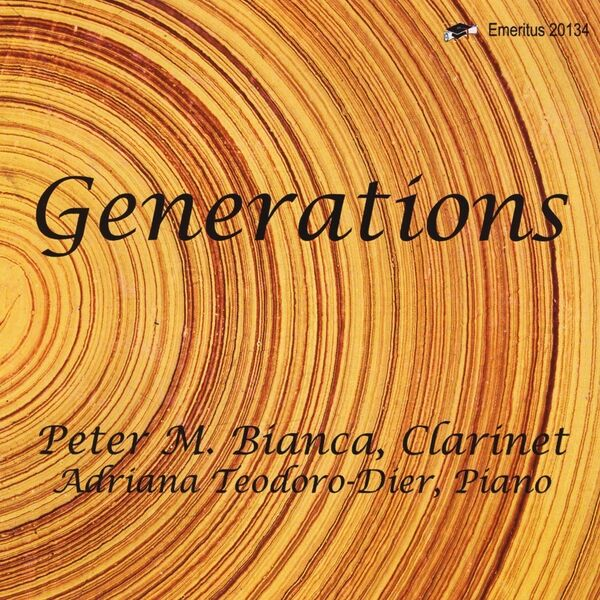 Cover art for Generations