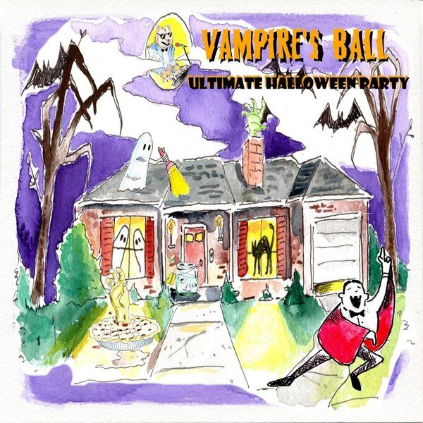 Cover art for Vampire's Ball: Ultimate Halloween Party!