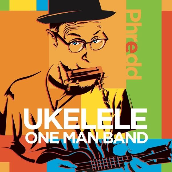 Cover art for Ukulele One Man Band