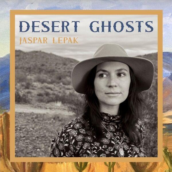 Cover art for Desert Ghosts