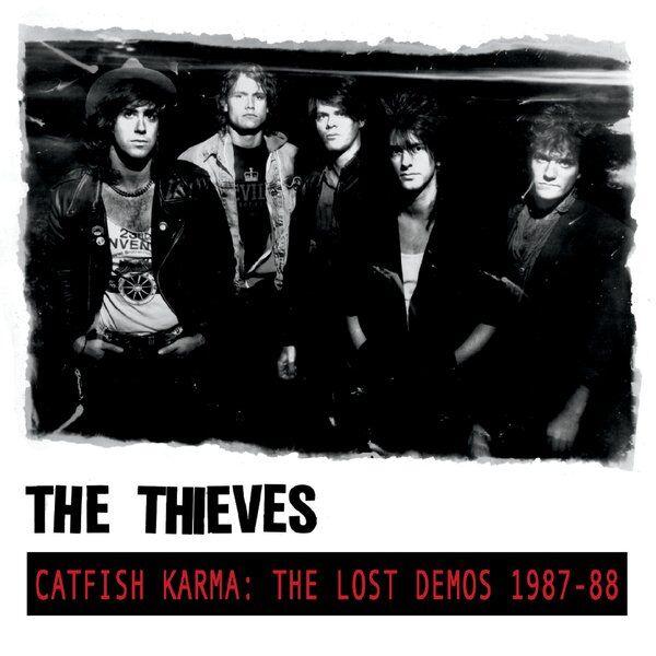 Cover art for Catfish Karma