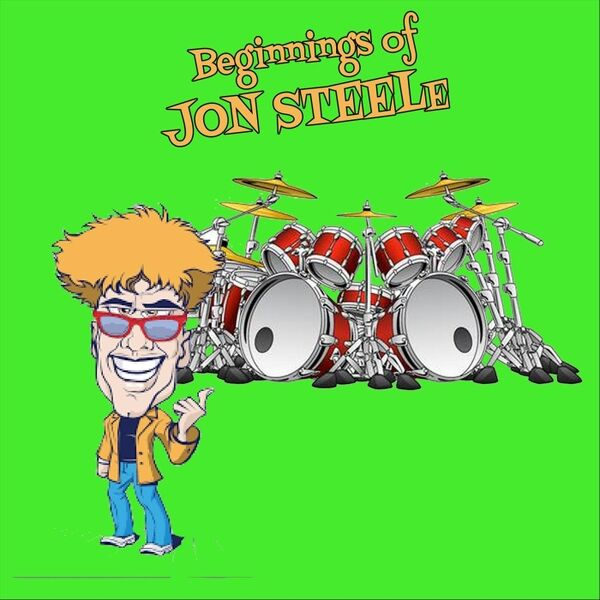 Cover art for The Beginnings of Jon Steele