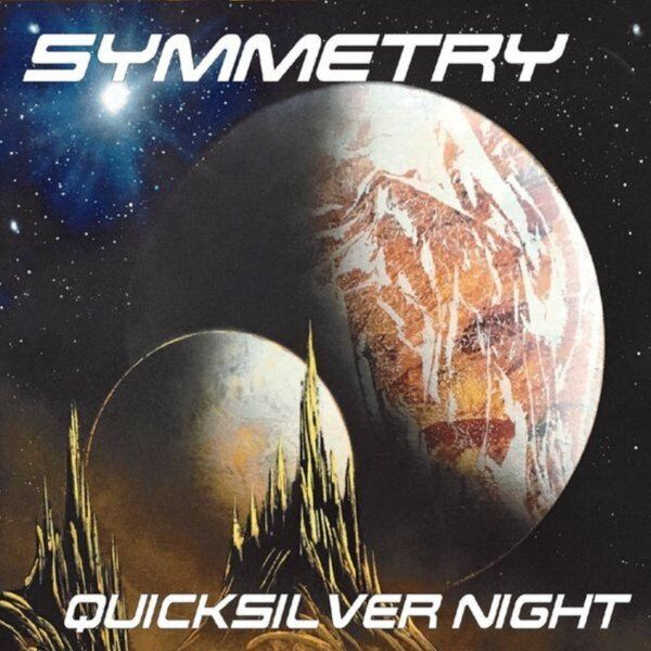Cover art for Symmetry