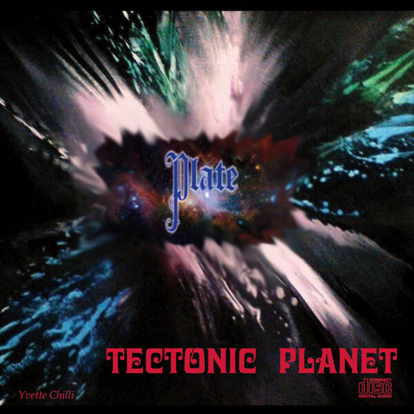 Cover art for Tectonic Planet