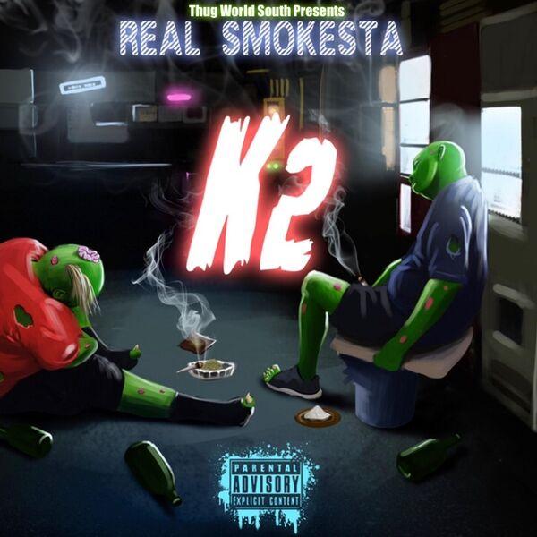 Cover art for K2