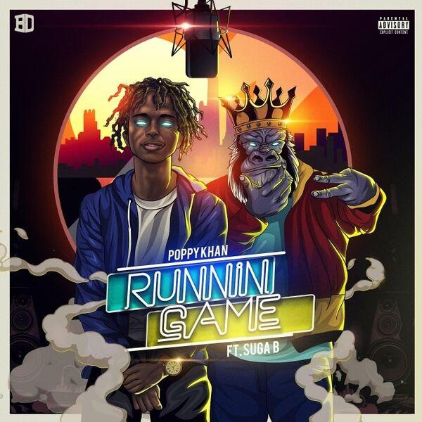 Cover art for Runnin' Game