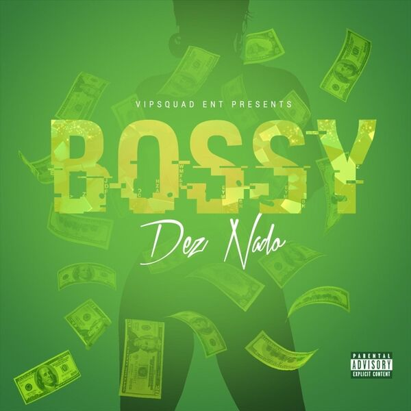 Cover art for Bossy