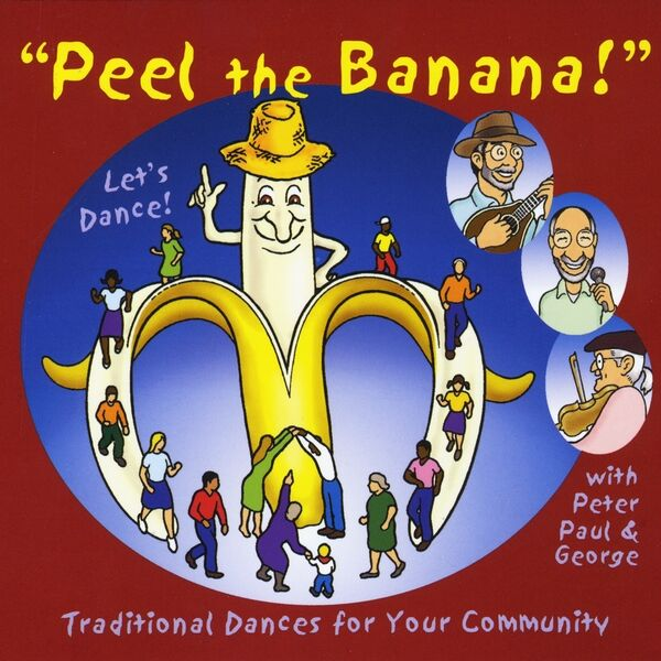Cover art for Peel the Banana