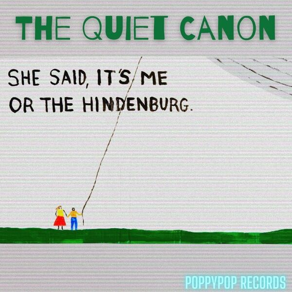 Cover art for She Said, It's Me or the Hindenburg