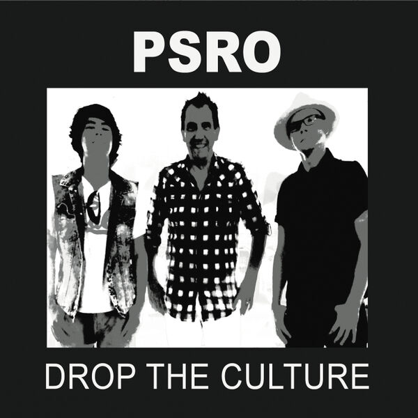 Cover art for Drop the Culture